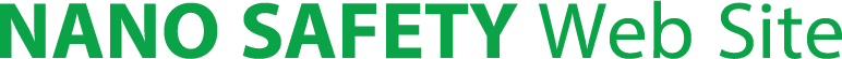 NANO SAFETY Web Site